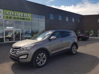 Used 2016 Hyundai Santa Fe Sport 2.0T SE, MAGS, TOIT PANO, CUIR, DUAL A/C for sale in Chambly, QC