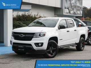 Used 2020 Chevrolet Colorado LT Apple CarPlay & Android Auto, Backup Camera for sale in Coquitlam, BC
