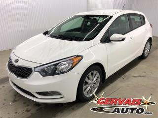 Used 2016 Kia Forte5 LX MAGS BLUETOOTH A/C SIÈGES CHAUFFANTS for sale in Trois-Rivières, QC