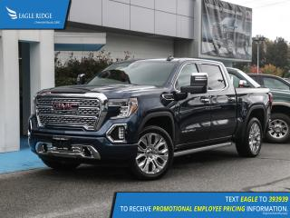 Used 2020 GMC Sierra 1500 Denali Navigation, Heated Seats, Backup Camera for sale in Coquitlam, BC