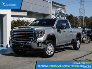 Used 2020 GMC Sierra 3500 HD SLT Navigation, Heated Seats, Backup Camera for sale in Coquitlam, BC