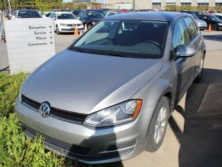 Used 2015 Volkswagen Golf TSI S for sale in Lasalle, QC