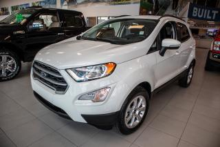 Used 2019 Ford EcoSport SE for sale in Okotoks, AB