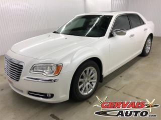 Used 2012 Chrysler 300 Limited V6 Cuir Toit Panoramique MAGS for sale in Trois-Rivières, QC