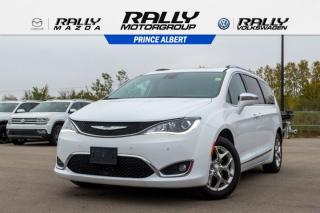 Used 2018 Chrysler Pacifica Limited for sale in Prince Albert, SK