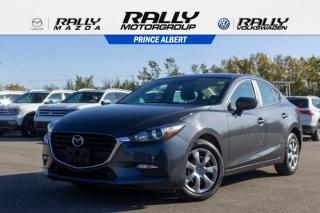 Used 2018 Mazda MAZDA3 GX for sale in Prince Albert, SK