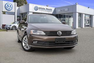 Used 2015 Volkswagen Jetta 2.0 TDI Highline <b>*0% FINANCING UP TO 60 MONTHS* *DIESEL* *LEATHER* *NAVIGATION* *SUNROOF*<b> for sale in Surrey, BC