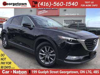 Used 2018 Mazda CX-9 GS | NAVI | AWD | BACK UP CAM | 2.5L 4 CYL for sale in Georgetown, ON