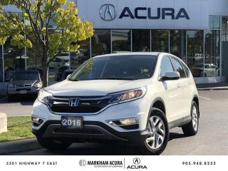 Used 2016 Honda CR-V EX AWD LaneWatch Cam, Moonroof, Bluetooth for sale in Markham, ON