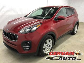 Used 2017 Kia Sportage LX MAGS CAMÉRA DE RECUL BLUETOOTH SIÈGES CHAUFFANT for sale in Trois-Rivières, QC