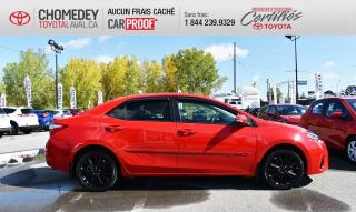 Used 2015 Toyota Corolla S, SPECIAL EDITION, AUTOMATIQUE IMPECCABLE for sale in Laval, QC