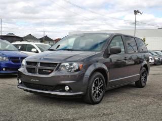 Used 2019 Dodge Grand Caravan GT *CUIR*GPS*PORTES ÉLEC* for sale in Brossard, QC