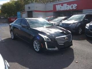 Used 2017 Cadillac CTS 2.0L TURBO RWD for sale in Ottawa, ON