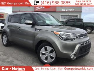 Used 2016 Kia Soul LX+ | 6 SPEED | CRUISE | HTD SEATS | WARRANTY | for sale in Georgetown, ON