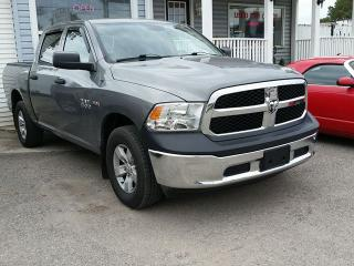 Used 2013 RAM 1500 ST for sale in Barrie, ON