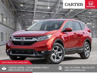 Used 2019 Honda CR-V EX-L for sale in Vancouver, BC
