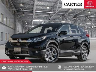 Used 2019 Honda CR-V EX for sale in Vancouver, BC