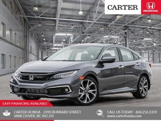 Used 2019 Honda Civic Touring for sale in Vancouver, BC