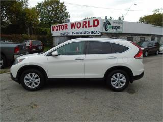 Used 2012 Honda CR-V Touring for sale in Scarborough, ON