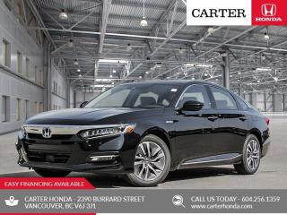 Used 2019 Honda Accord Hybrid Touring for sale in Vancouver, BC