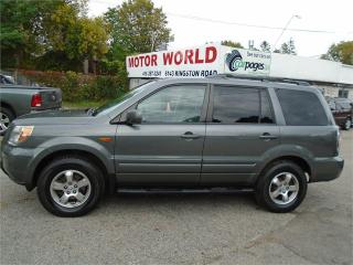 Used 2008 Honda Pilot SE for sale in Scarborough, ON