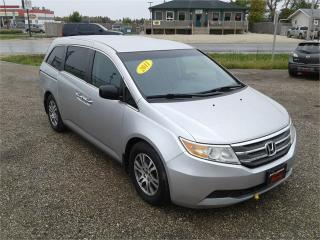 Used 2011 Honda Odyssey EX for sale in Oak Bluff, MB