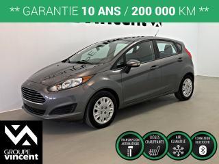 Used 2014 Ford Fiesta SE AUTOMATIQUE ** GARANTIE 10 ANS ** Très agile en ville! for sale in Shawinigan, QC