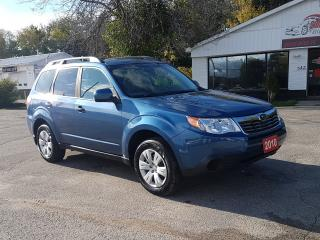 Used 2010 Subaru Forester X sport for sale in Barrie, ON