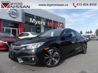 Used 2016 Honda Civic COUPE EX-T  - Sunroof -  Bluetooth - $124 B/W for sale in Orleans, ON