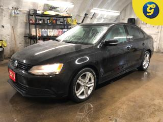 Used 2014 Volkswagen Jetta Remote start * Climate control * Heated front seats * Phone connect * Hands free steering wheel controls * Cruise control * Telescopic/tilt steering * for sale in Cambridge, ON