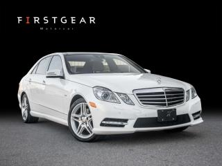 Used 2012 Mercedes-Benz E-Class E350 I NAVIGATION for sale in Toronto, ON