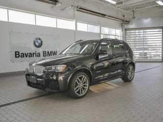 Used 2016 BMW X3 xDrive28d for sale in Edmonton, AB