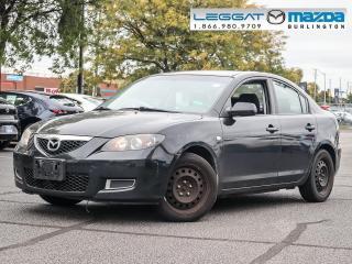 Used 2009 Mazda MAZDA3 GS for sale in Burlington, ON