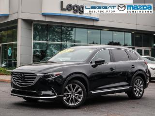 Used 2018 Mazda CX-9 GT- LEATHER, MOONROOF, BOSE, BLUETOOTH, REAR CAMERA, LED HEADLIGHTS for sale in Burlington, ON