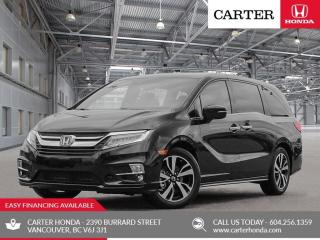 Used 2019 Honda Odyssey Touring for sale in Vancouver, BC