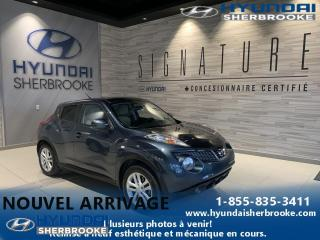 Used 2011 Nissan Juke SV BAS KILO+AWD+BLUETOOTH+CRUISE for sale in Sherbrooke, QC