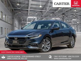 Used 2019 Honda Insight Touring for sale in Vancouver, BC
