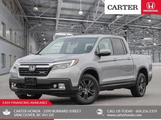 Used 2019 Honda Ridgeline SPORT for sale in Vancouver, BC