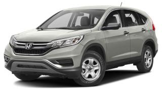Used 2016 Honda CR-V LX for sale in Vancouver, BC