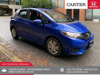 Used 2016 Honda Fit LX for sale in Vancouver, BC