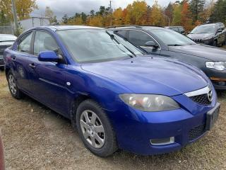 Used 2007 Mazda MAZDA3 GS at for sale in Gatineau, QC