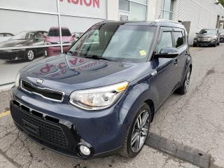 Used 2015 Kia Soul SX NAVIGATION TOIT OUVRANT for sale in Montréal, QC