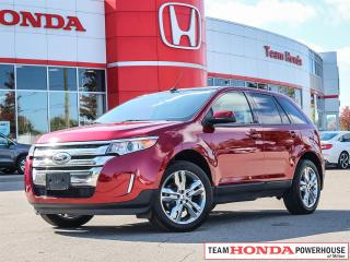 Used 2014 Ford Edge SEL for sale in Milton, ON