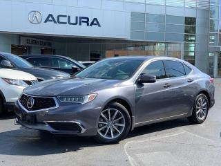 Used 2018 Acura TLX $1000OFF | LEATHER | APPLECARPLAY | TINT | HTDSEAT for sale in Burlington, ON