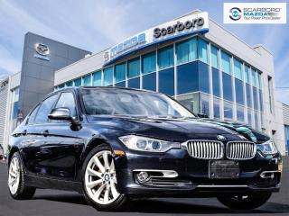 Used 2013 BMW 320i XDRIVE|NAV|LEATHER|ALL WHEEL DRIVE for sale in Scarborough, ON