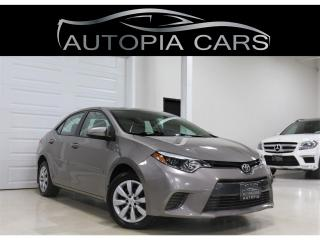 Used 2015 Toyota Corolla LE backup camera for sale in North York, ON