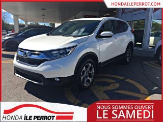 Used 2018 Honda CR-V EX-L CUIR TOIT OUVRANT for sale in Île-Perrot, QC