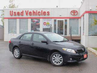 Used 2009 Toyota Corolla LE for sale in North York, ON