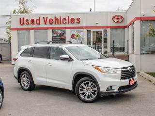 Used 2016 Toyota Highlander XLE for sale in North York, ON