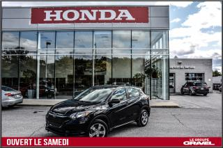 Used 2018 Honda HR-V LX - Air clim - Mags - Caméra recul - for sale in Ile-des-Soeurs, QC